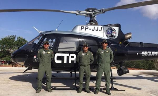 MARANHÃO – Sistema de segurança ganha novo helicóptero que reforçará ações de combate à criminalidade