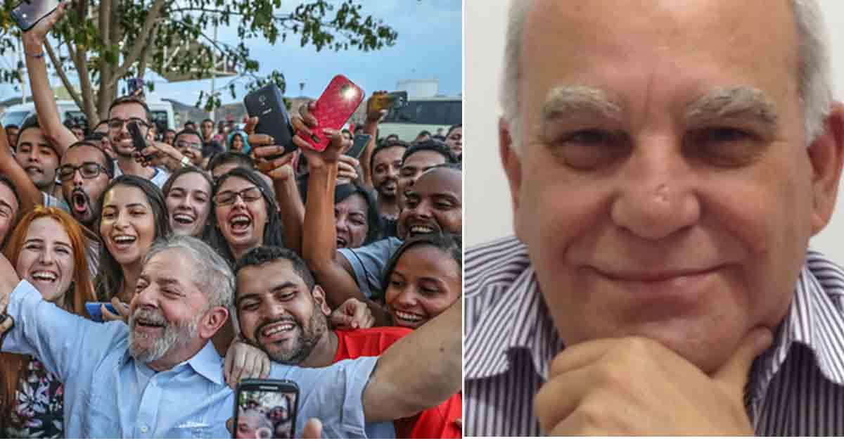 Chefe de Gabinete de Temer diz que vai votar em Lula