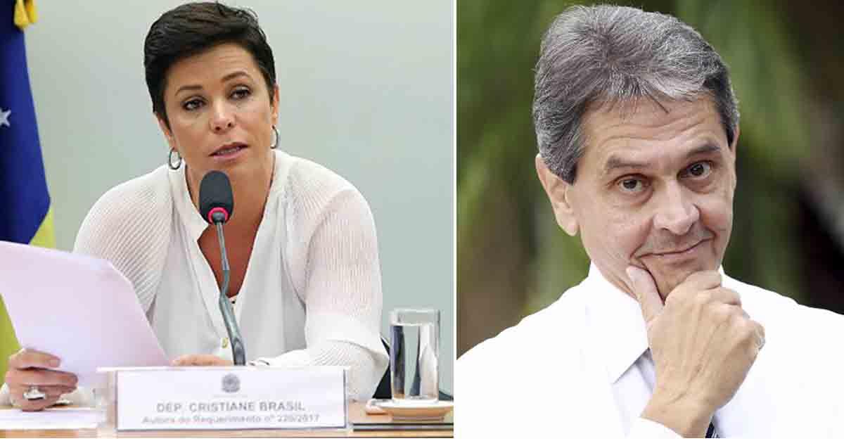 Filha de deputado que já foi preso é nova Ministra do Trabalho de Temer
