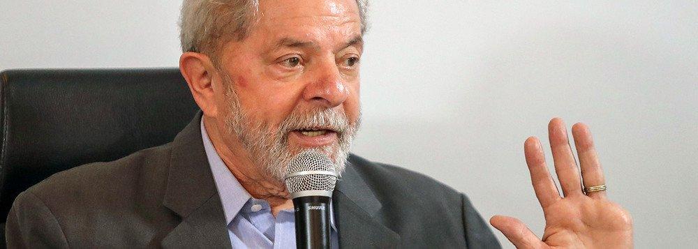 Há um dia do julgamento, Ministério Público admite que não tem provas contra Lula