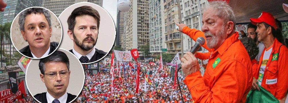 O TRF-4 tem a chance de mostrar que no Brasil existe Justiça