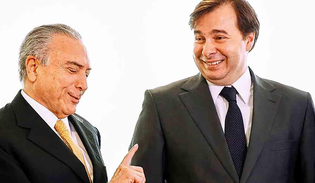 Maia ameaça e diz que se reforma da previdência não for aprovada, o Brasil vai parar