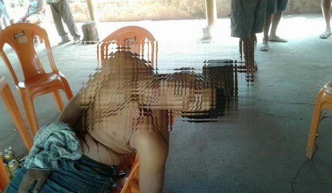 URGENTE!! Nandinho, velho conhecido da policia, é assassinado no Povoado Rebojo em Presidente Dutra