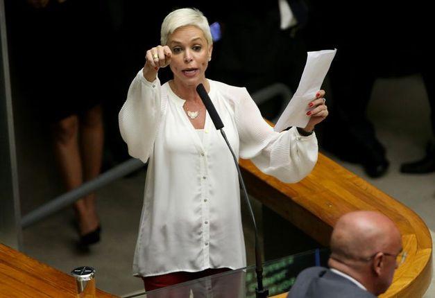 TRF nega recurso e mantém suspensa a posse de Cristiane Brasil no Ministério do Trabalho