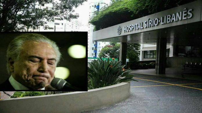 BRASIL SEM PRESIDENTE! Organismo de Temer não consegue 'vencer' doença e presidente será submetido a intervenção médica