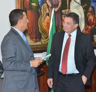 MARANHÃO – Tema pede ao TJ apoio para combate à sonegação fiscal