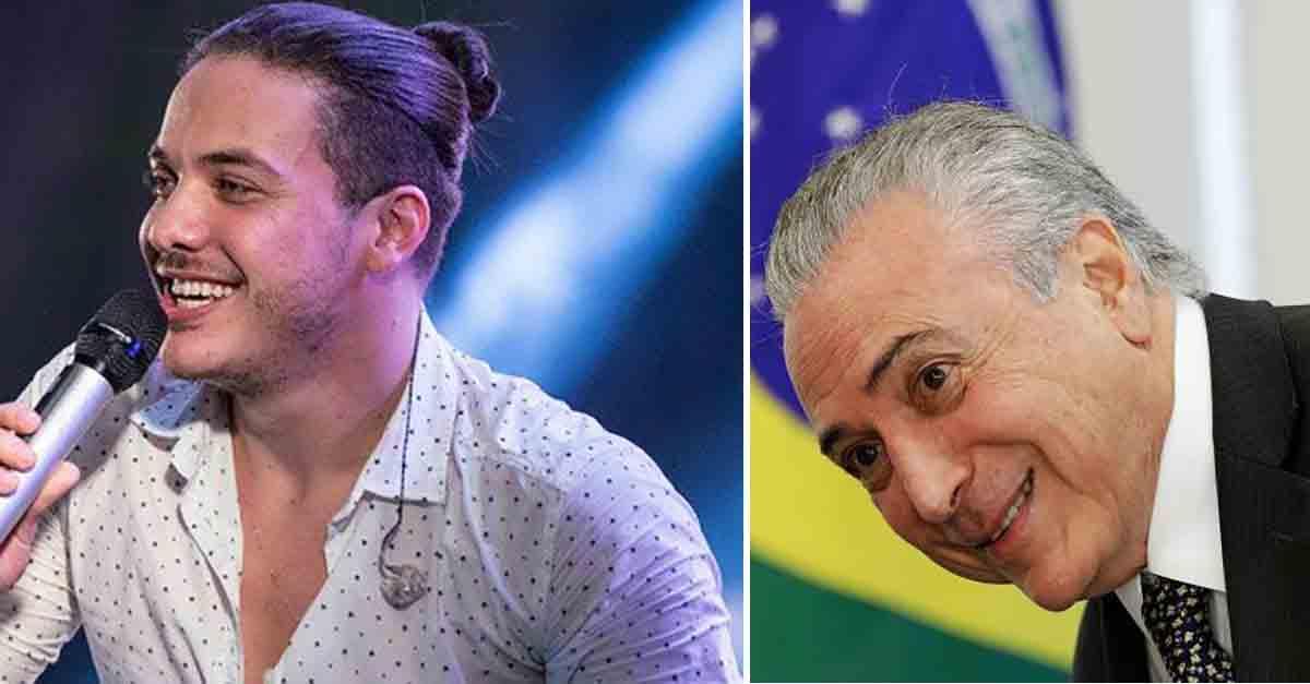 Emenda do governo Temer bancou até show caro de Wesley Safadão