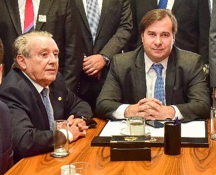 """Zé Reinaldo: tentativa de evitar Rodrigo Maia em filiação foi """"gota d'água"""""""