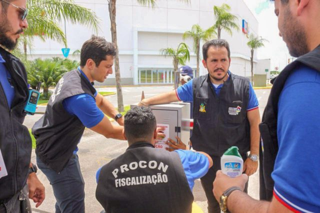 SÃO LUÍS/MA – Procon entra em ação para garantir gratuidade de 30 minutos em estacionamentos privados