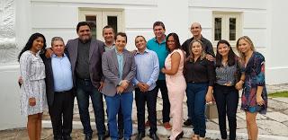 SANTA RITA/MA – Prefeito Hilton Gonçalo garante capacitação de professores através de convênio com a UEMA