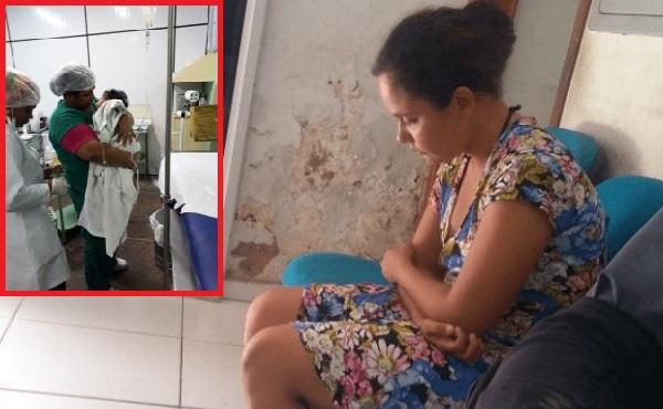 SÃO LUÍS/MA – Mãe desalmada joga o seu bebê de oito meses de cima da ponte do São Francisco e foi resgatado com vida pela PM