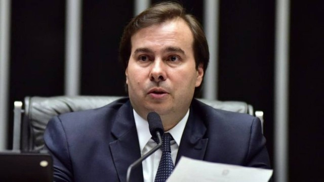 DEM lança candidatura de Rodrigo Maia à presidência na quinta-feira