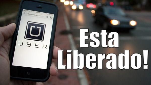 BRASÍLIA – Câmara Federal aprova liberação de Uber e demais aplicativos