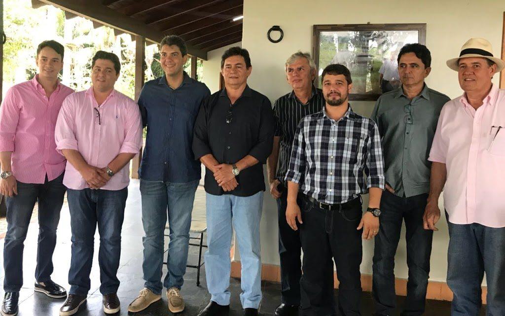 TOCANTINS – Eduardo Braide dialoga com lideranças da Região Tocantina