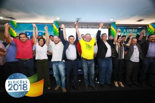 DESEMBARQUE DO NINHO TUCANO: PRB oficializa filiação do vice-governador Carlos Brandão no MA; 27 dos 30 prefeitos do PSDB no estado já confirmaram que seguirão o mesmo caminho
