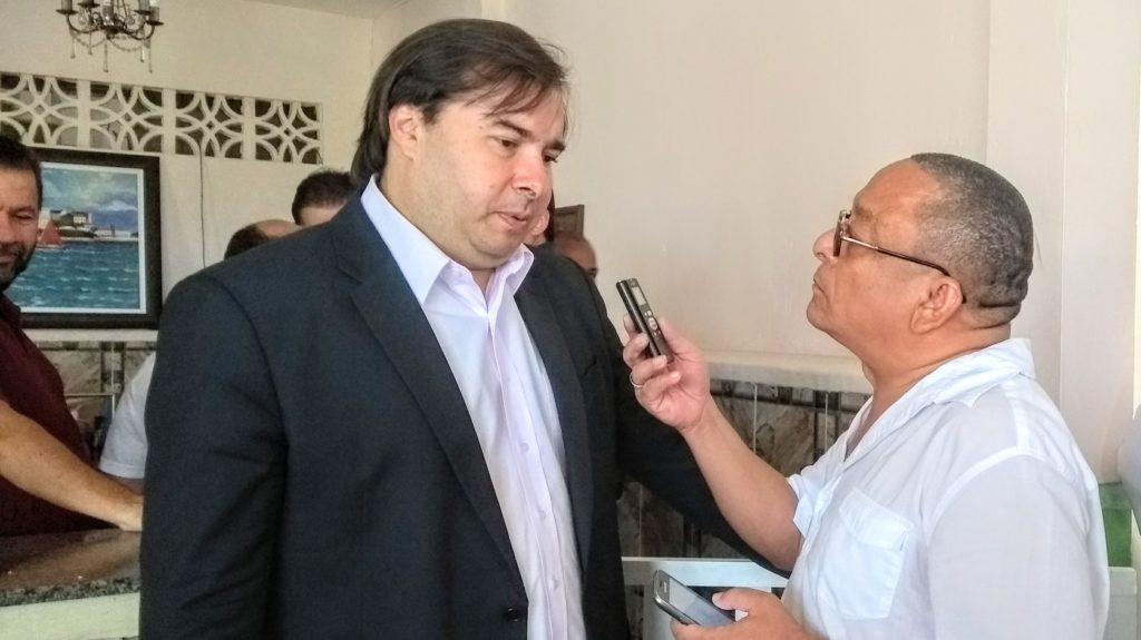 SANTA INÊS/MA – Rodrigo Maia vem ao Maranhão lançar pré-candidatura à Presidência