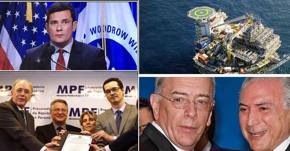 Petrobrás vende plataformas a preço de sucata e encomenda do exterior
