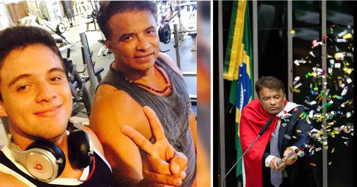 Justiça tira filho de Wladimir Costa do cargo que ia gerir R$ 100 milhões