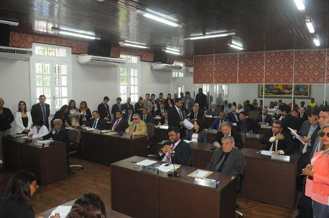 Forças externas não mais ocultas tentam interferir na eleição da Mesa da Câmara de São Luís