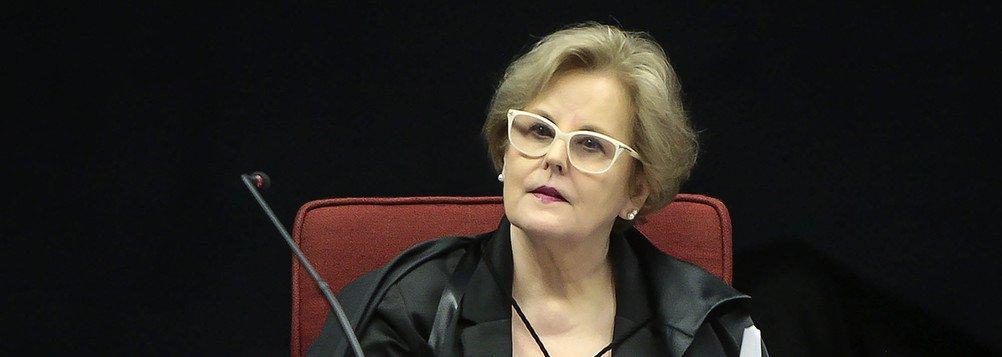 MÍDIA PRESSIONA ROSA WEBER A VOTAR CONTRA LULA