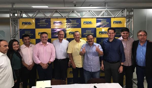 Geraldo Alckmin enterra pretensões de Waldir Maranhão em disputar o Senado.