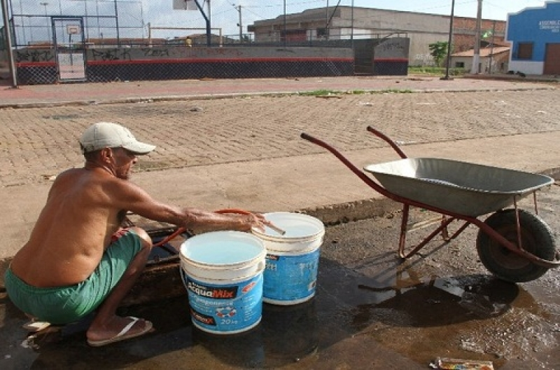 São Luis/MA – 159 bairros  ficarão sem água a partir desta quarta-feira