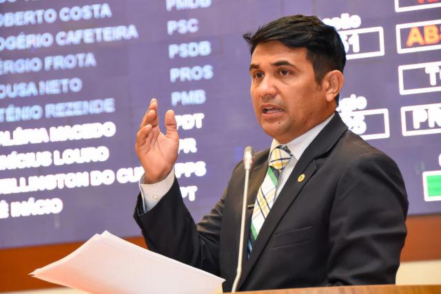 Maranhão – Wellington volta a defender candidatos aprovados no concurso da PMMA