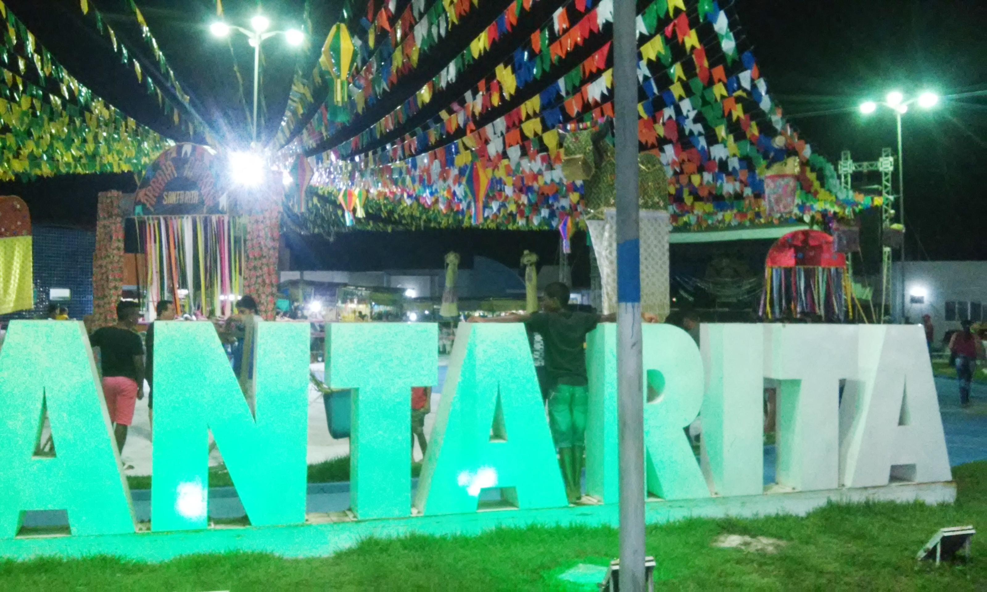 SANTA RITA/MA – MOSTRA O MELHOR DO SÃO JOÃO NA EDIÇÃO 2018 COM MUITO BRILHO E ORGANIZAÇÃO