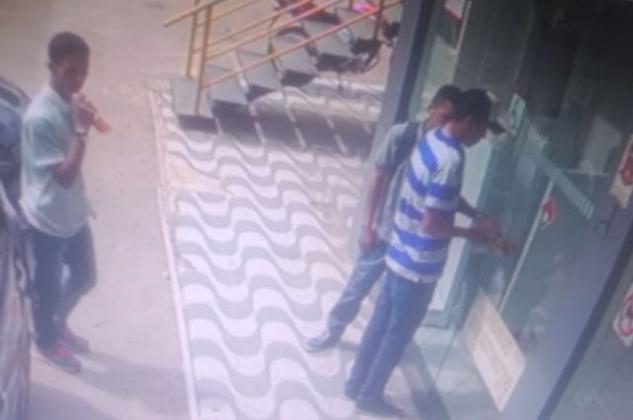 Urgente! Bandidos assaltam posto de combustível no São Cristovão