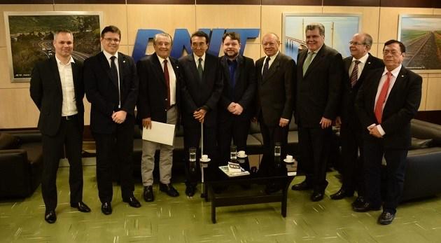 BRASÍLIA – Deputados e senadores confirmam início do segundo trecho da duplicação da BR-135.