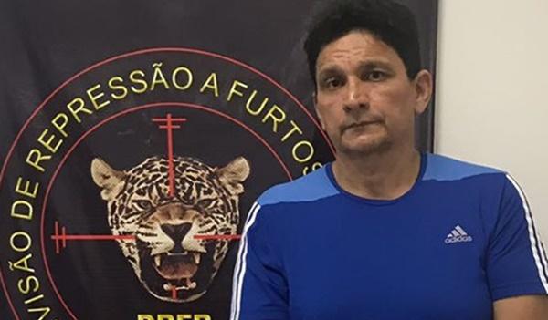 MARANHÃO – Polícia prende condenado por participação no assassinato do delegado Stênio Mendonça.