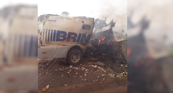 MARANHÃO – Polícia Civil prende suspeito de chefiar quadrilha de assaltos a carros-forte em Goiás
