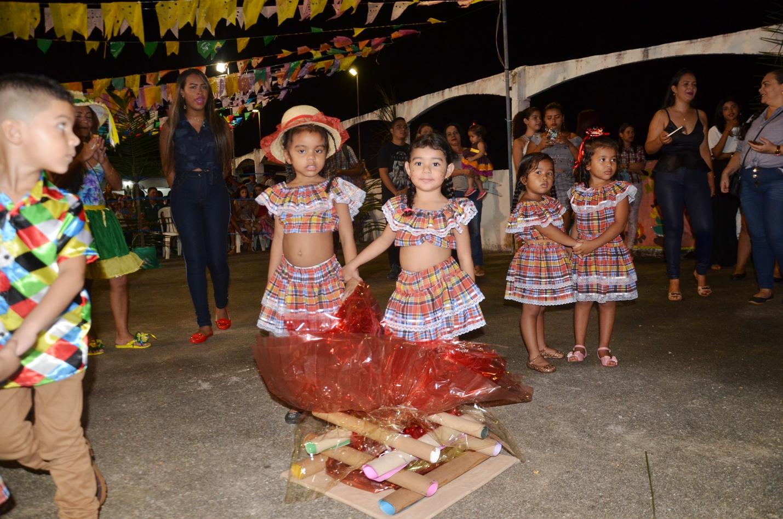 SÃO LUIS/MA – Crianças do Instituto Bom Pastor mostram beleza e criatividade no São João 2018