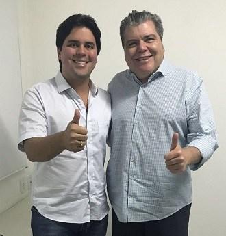 Tchau Eliziane!!! PP confirma apoio a Sarney Filho para o Senado