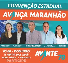 Avante realiza convenção neste domingo e apresenta seus candidatos a deputado federal e estadual