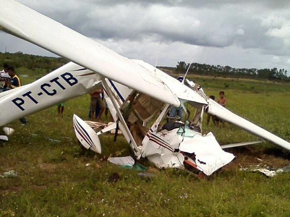 Os riscos de acidentes aéreos nos céus do Maranhão agora nos dias da campanha eleitoral