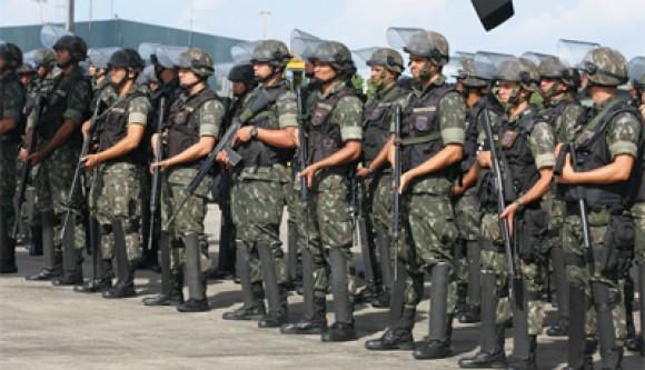 Maranhão – Tropas federais estarão atuando em 72 municípios durante as eleições