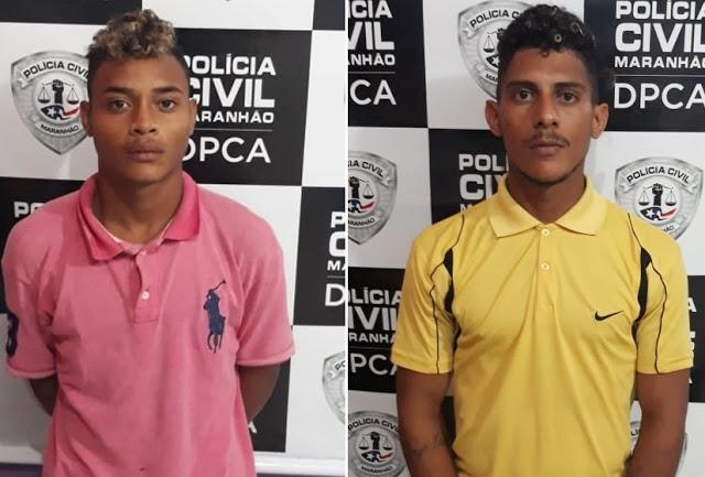 São Luis/MA – Estudantes de 11, 12 e 13 anos são estupradas e torturadas; bandidos foram presos