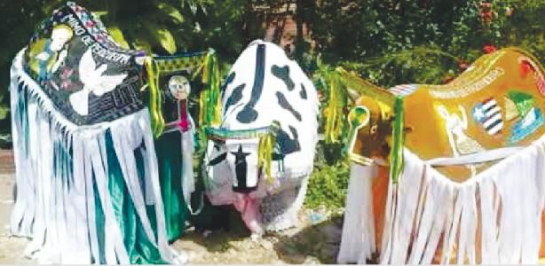 BACABEIRA/MA – Tradicional morte do boi em Peris de  Cima acontecerá nos próximos dias