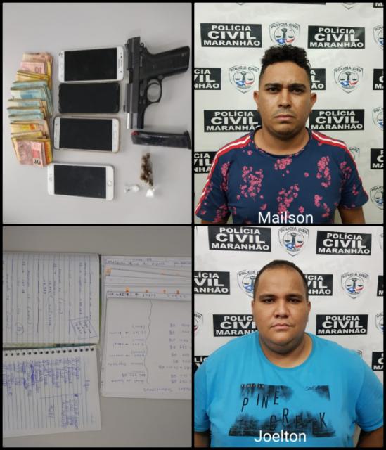 Caxias/MA – Donos de casa de bingo clandestina são presos