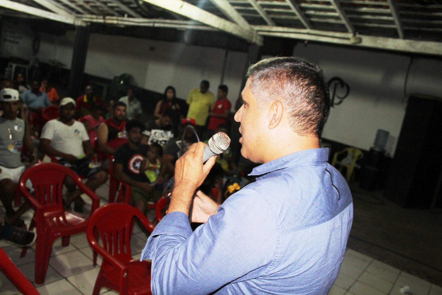 SÃO Luis/MA – Trinchão reúne lideranças no Anjo da Guarda e fortalece compromissos com a comunidade.