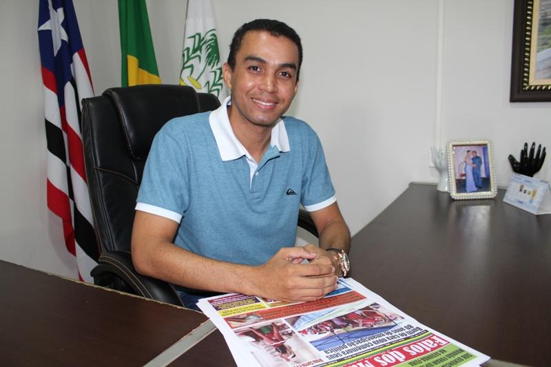 PERITORÓ/MA – Padre Josias aposta na competência de Francisco Silva