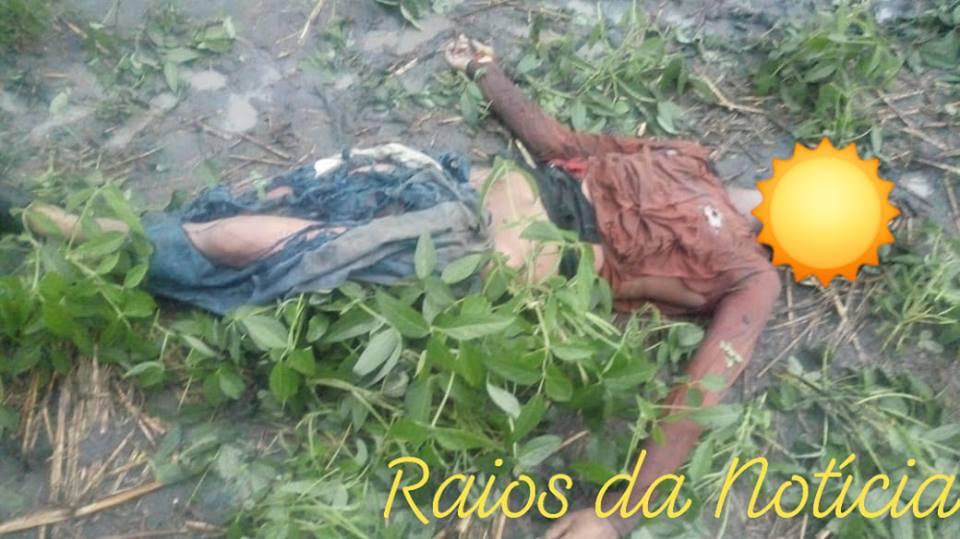Buriti de Inacia Vaz/MA – Duas pessoas morrem imediatamente ao serem atingidos por um raio