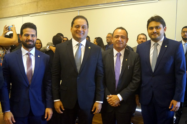 FAMEM participa de encontro com parlamentares em Brasília
