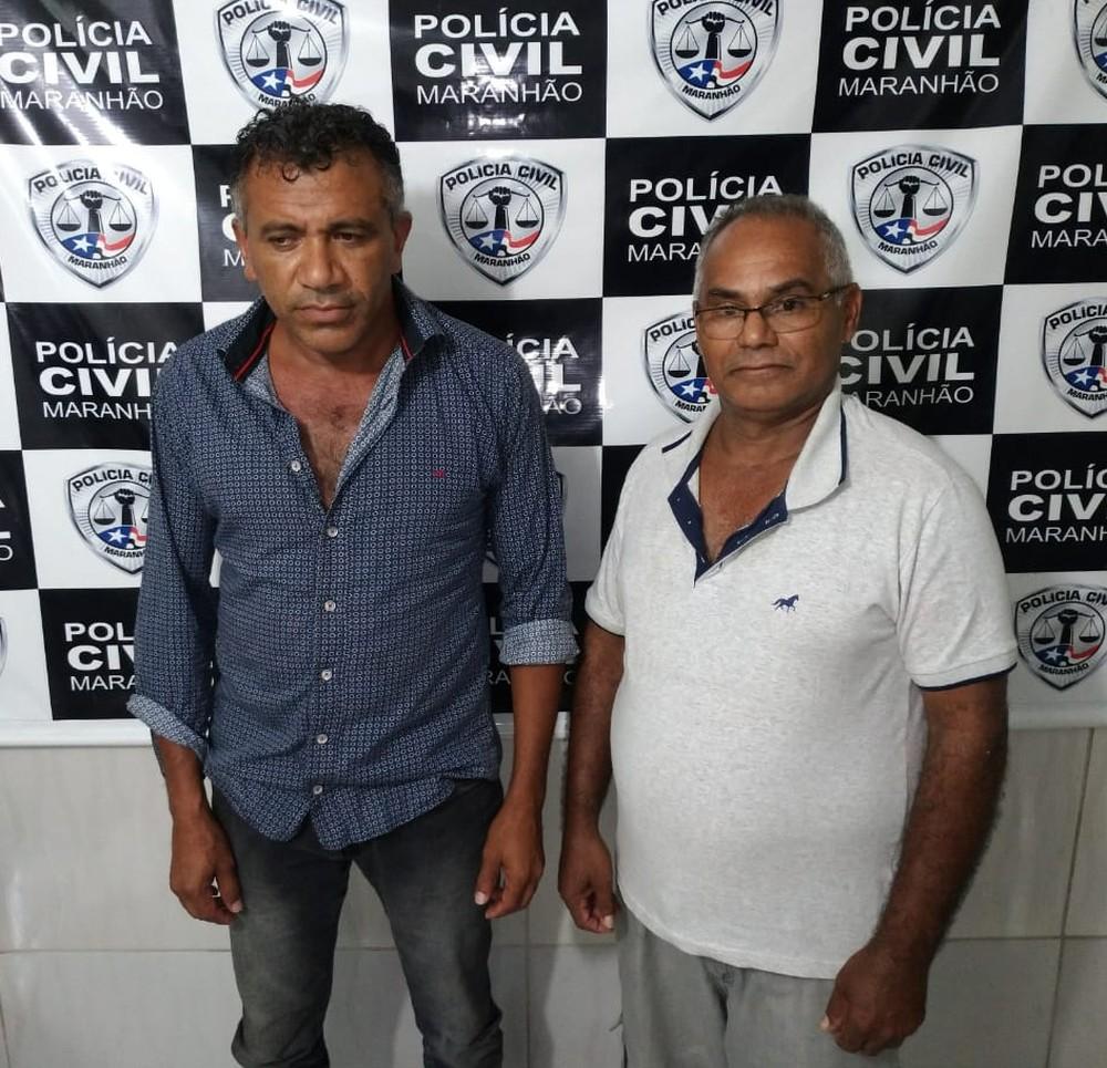 Maranhão – Dupla é presa por suspeita de falsificar documentos e fazer empréstimos fraudulentos