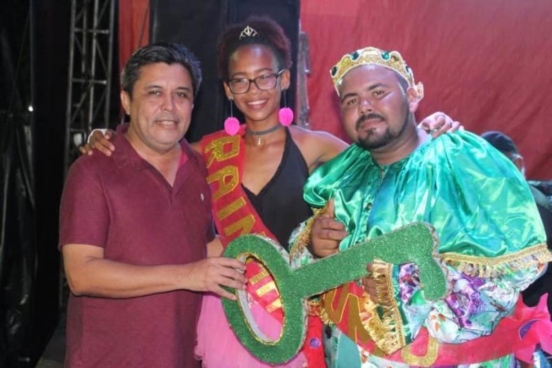 GUIMARÃES/MA – Abertura do Carnaval 2019 Têm grande participação popular e se destaca na região litorânea.