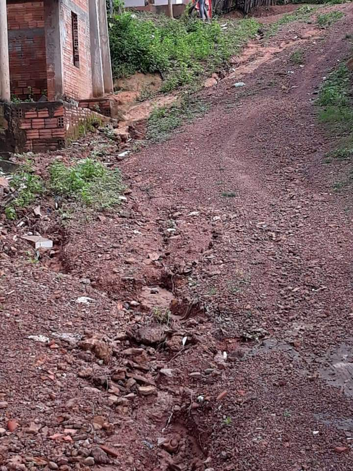 Capinzal do Norte/MA – Prefeitura ostenta reserva de gás e menospreza mazelas do povo