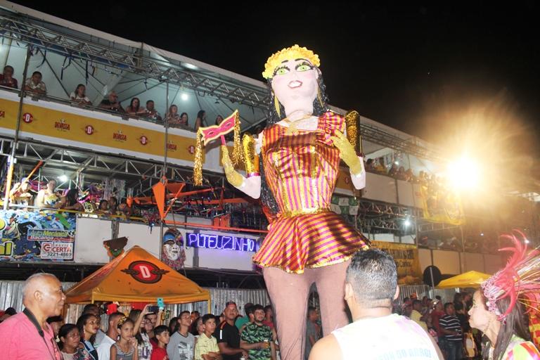 VIANA / MA – Apresentou o melhor Carnaval de todos os tempos da baixada maranhense 2019