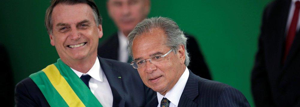 GUEDES REVELA SEU DESPREZO POR BOLSONARO: ELE NÃO TEM VOTO NO CONGRESSO