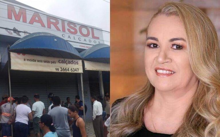 Buriticupu/MA – Empresária é assassinada